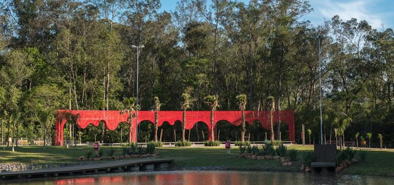 Empreendimento ao lado do Parque Getúlio Vargas