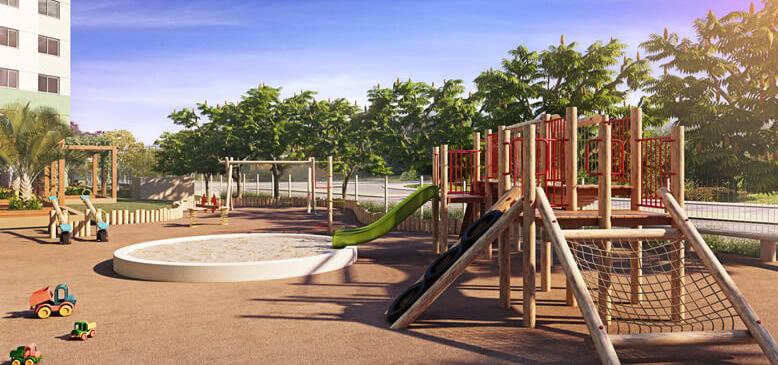 Mirantes do Parque - Playground